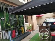 Quality 6/6 Sized Black Gazebo Canopy For Events And Wedding Planning | Garden for sale in Lagos State, Ikeja