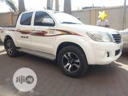 Toyota Hilux 2013 SR5 4x4 White | Cars for sale in Abuja (FCT) State, Central Business Dis