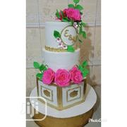 3 Tiers Rich Fruit Wedding Cake. | Wedding Venues & Services for sale in Lagos State, Lagos Island