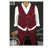 Children Kids Classy Boys Suit - Complete Set | Children's Clothing for sale in Lagos State, Alimosho
