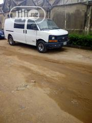 Chevrolet Express 2004 Cargo Van 2500 White | Buses & Microbuses for sale in Lagos State, Alimosho