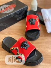 Versace Palazzo Slippers 2020 | Shoes for sale in Lagos State, Ojo