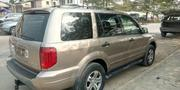 Honda Pilot 2004 EX 4x4 (3.5L 6cyl 5A) Gold | Cars for sale in Lagos State, Amuwo-Odofin