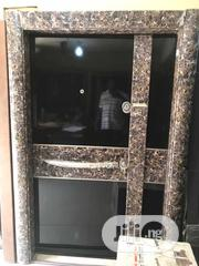 4ft Marble Lux Armored Door | Doors for sale in Lagos State, Orile