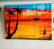 Sunrise Landscape Hand Painting Artwork(30/25   Building & Trades Services for sale in Osun State, Osogbo