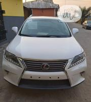 Lexus RX 2016 White   Cars for sale in Lagos State, Ajah