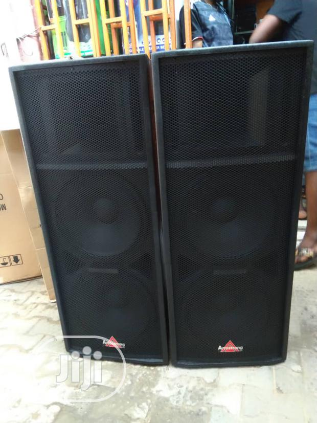 Professional Double Speaker