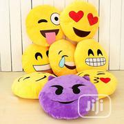 Emoji Plush Decorative Throw Pillow | Home Accessories for sale in Lagos State, Lagos Island