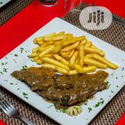 Pepper Steak With Chip | Party, Catering & Event Services for sale in Lagos State, Ikeja