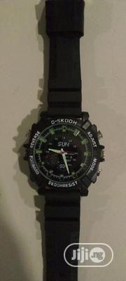 Spy Wrist Watch | Security & Surveillance for sale in Abuja (FCT) State, Wuse 2