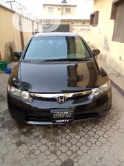 Honda Civic 2007 1.8i-VTEC LXi Automatic Black | Cars for sale in Lagos State, Lekki Phase 1