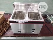 Double Table Top Deep Fryer | Kitchen Appliances for sale in Kano State, Kano Municipal
