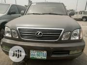 Lexus LX 2002 Gray | Cars for sale in Rivers State, Port-Harcourt