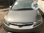 Honda Civic 2007 Brown | Cars for sale in Lagos State, Surulere