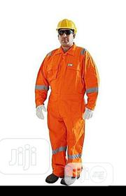 Orange Reflective Coverall | Safety Equipment for sale in Lagos State, Lagos Island