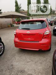 Toyota Matrix 2010 Red | Cars for sale in Lagos State, Surulere