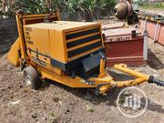 Stationary Putzmeister Concrete Pump   Heavy Equipment for sale in Rivers State, Port-Harcourt