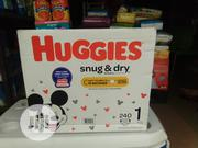 Huggies Snug And Dry Size 1 | Baby & Child Care for sale in Lagos State, Lekki Phase 1