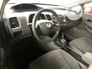 Honda Civic 2008 White | Cars for sale in Lagos State, Ojodu