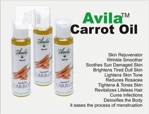 Archive: Carrot Oil for a Healthy, Beautiful and Glowing Skin.
