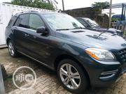 Mercedes-Benz M Class 2013 Gray   Cars for sale in Abuja (FCT) State, Garki 2
