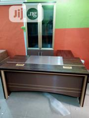 Quality Office Table and 2doors Bookshelf | Furniture for sale in Lagos State, Ojo