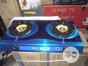 2 BURNER Non-stain Table Gas | Kitchen Appliances for sale in Rivers State, Port-Harcourt
