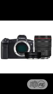 Canon EOS R With 24-105mm USM+Adapter | Photo & Video Cameras for sale in Lagos State, Ikeja