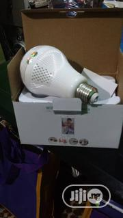 360 Panorama Wifi CCTV Camera Bulb | Security & Surveillance for sale in Lagos State, Alimosho