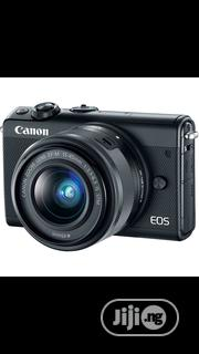 Canon Eos M100 With 15-45mm | Photo & Video Cameras for sale in Lagos State, Ikeja