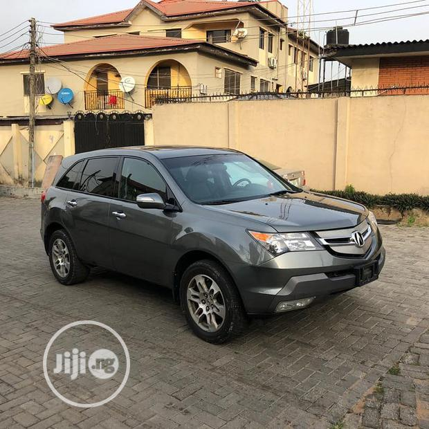 Acura MDX 2008 Gray In Lagos State