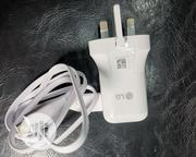 LG Fast Charger | Accessories for Mobile Phones & Tablets for sale in Lagos State, Ikeja
