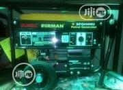 Sumec Firman 6500 Petrol Generator | Electrical Equipment for sale in Lagos State, Ojo