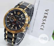 Versace Designer Time Piece   Watches for sale in Lagos State, Magodo