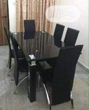 6 Seater Dining Table With Chair   Furniture for sale in Lagos State, Ojo