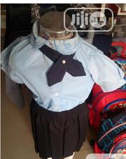 Zeco Lace Blouse and Pleated Skirt | Children's Clothing for sale in Abuja (FCT) State, Nyanya