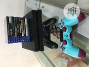 Play Station 4 With 2 Pads And 10 Games | Video Game Consoles for sale in Lagos State, Ikeja