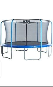 14fit Trampoline With Net | Sports Equipment for sale in Lagos State, Ikorodu