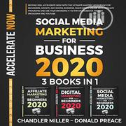 Social Media Marketing For Business 2020 By Miller & Preace(Audiobook) | Books & Games for sale in Lagos State, Lekki Phase 1