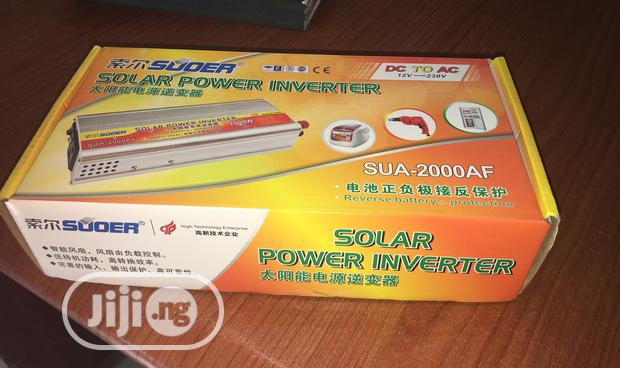 2000watts Inverter And Charger