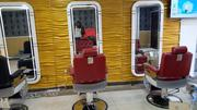 Barging Chair And Mirror | Salon Equipment for sale in Abuja (FCT) State, Wuse