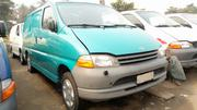Toyota Hiace Bus 2000 Blue | Buses & Microbuses for sale in Lagos State, Apapa