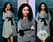 Female Black And White Gown | Clothing for sale in Lagos State, Ikeja