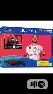 Sony Ps4 500gb With Fifa 20 Cd | Video Game Consoles for sale in Lagos State, Ikeja