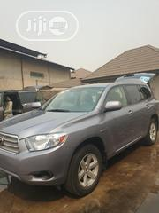 Toyota Highlander 2009 Hybrid Gray | Cars for sale in Lagos State, Ipaja