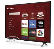 TCL 49S325 49 Inch 1080p Smart Roku LED TV (2019) (Renewed) | TV & DVD Equipment for sale in Lagos State, Yaba