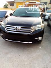 Toyota Highlander Limited 2012 Black   Cars for sale in Lagos State, Amuwo-Odofin