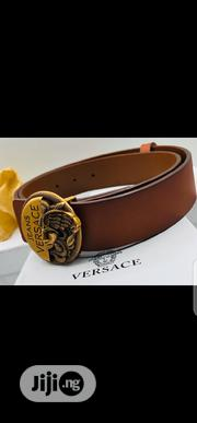 Versace Belt Original Quality | Clothing Accessories for sale in Lagos State, Surulere