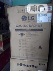 LG Automatic Front Load Washing Machine | Home Appliances for sale in Lagos State, Ojo