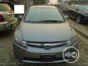 Honda Civic 2006 Gray | Cars for sale in Lagos State